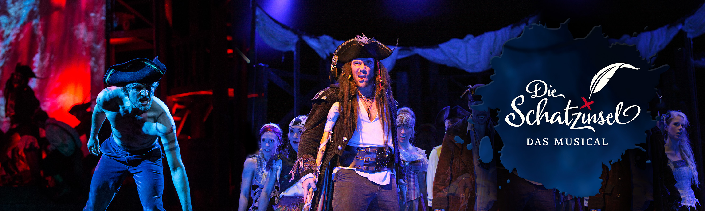 Treasure Island - the Musical